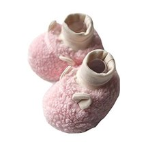 Cotton Thick Warm Winter Baby Shoes Crib Shoes Soft Sole New Born Babies