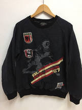 Vintage 90s Ralph Lauren Polo Jeans 1967 Big Embroidery Logo Sweatshirt - $65.00
