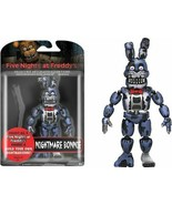 FNAF Series 2 Nightmare Bonnie Action Figure [Build Nightmarionne Part] - $119.87