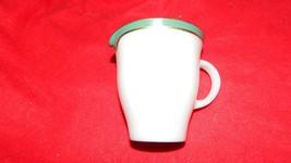 Pyrex Corning Regency Green Vintage Creamer Gently Used Free Usa Ship - $14.95