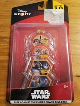 Disney Infinity Star Wars Rise Against the Empire Power Disc Pack.
