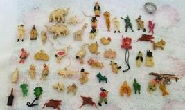 Vintage plastic Cracker Jacks toys - $49.50