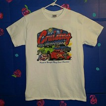Cruising Downtown 2015 Hot Rod Car Show TShirt M - $20.00