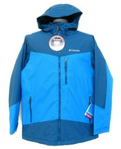 COLUMBIA WISTER SLOPE MEN'S THERMAL COIL INSULATED JACKET Size S #WM0809... - $77.99