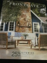 FRONTGATE CATALOG JUNE 2019 OUTFITTING AMERICA'S HOMES BRAND NEW - $9.99