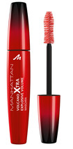 Manhattan Cosmetics Volcano Xtra EXPLOSIVE VOLUME MASCARA 99T BROWN - $10.91