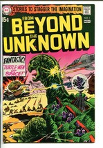 FROM BEYOND THE UNKNOWN #1 1969-DC-1ST ISSUE-SCI-FI-vf - $80.70