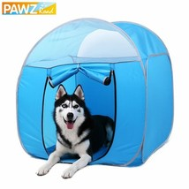 PAWZ® Pet Dog Cat Tents House Playing Beds Mat Waterproof Portable Colla... - $19.94+