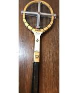 Vtg Wilson Jack Kramer Autograph Tennis Racquet - $14.03
