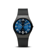 BERING Time Mesh Band Scratch Resistant Sapphire Crystal Watch 37mm - 11... - $142.10