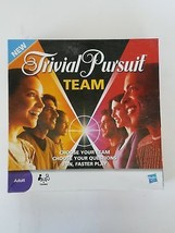 Hasbro Trivial Pursuit Team Edition Board Game 2009 - $12.49