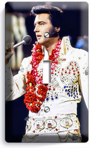 Elvis Presley Aloha From Hawaii Concert Single Light Switch Plate Room Art Decor - $8.99