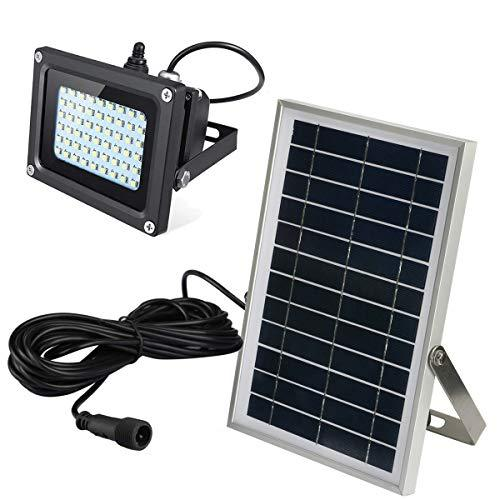 Ultra Bright Solar Flood Light Outdoor with Long Cable ...
