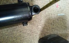Hydraulic Cylinder 4x15 total length 18 inch image 5