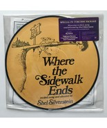Shel Silverstein - Where The Sidewalk Ends Picture Disc LP Vinyl Record ... - £37.87 GBP