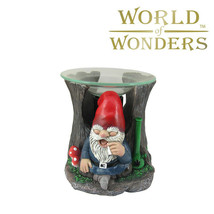 Smoking Gnome Oil Electric Wax Burner 420 Stoner Friendly Novelty Gifts - $33.61