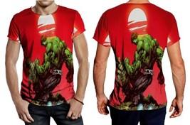 hulk red image Tee Men's - $22.99