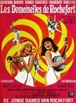 Les demoiselles de Rochefort Classic French Movie 1967 DVD - $20.00
