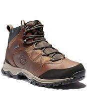 Timberland Mens BROWN FULLGRAIN Mt. Major 2 Mid Waterproof Hiking Boot 15W - $83.16