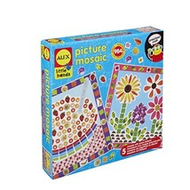 Alex Little Hands Picture Mosaic Kids Toddler Art and Craft Activity - $21.55