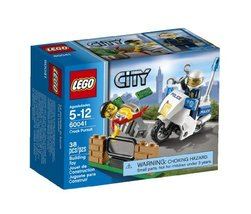 LEGO 60041 City Police Crook Pursuit - $34.63