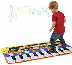 BEYST Kids Musical Mat, Foldable, 110x36cm Early Educational image 3
