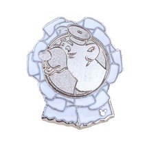 Bedknobs and Broomsticks Disney Lapel Pin: Fisherman Bear White Ribbon - $9.90