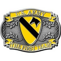 United States American Army 1st  Calvary Belt Buckle - $18.80