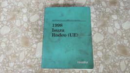 1998 ISUZU EMMISSIONS DRIVEABILITY MANUAL RODEO (UE) - $14.03