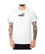 T-SHIRT UOMO PUMA AMPLIFIED TEE 581384.02  Bianco - $31.15