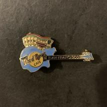 Hard Rock Cafe HRC Pin San Francisco Guitar - $9.99
