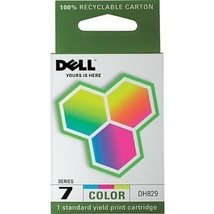 Dell DH829 Series 7 Standard Capacity Color Ink Cartridge for 966/968 - $44.50
