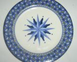 "Victoria & Beale Casual Porcelain Williamburg Side Plate 7 3/4"" in - $25.99"