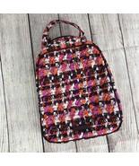 Vera Bradley Lunch Bunch Bag Tote - Houndstooth Tweed - $24.24
