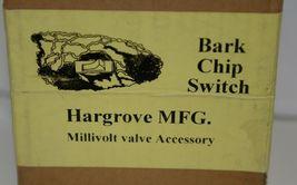 Hargrove Gas Log  BCS Bark Chip Switch Millivolt Valve Accessory image 3