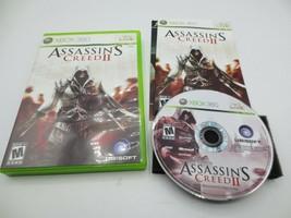 Assassin's Creed II (Microsoft Xbox 360, 2009)   Complete in Box - CIB - $4.99