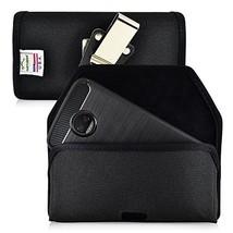 Turtleback Belt Clip Case compatible with Motorola Moto Z2 Force Black H... - $29.99