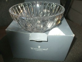 "Waterford Crystal  7"" Heritage Lead Crystal Bowl Mint in box Made in Slo... - $69.29"