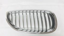 FRONT HOOD KIDNEY GRILLE RH for 04-05 BMW 525i 530i 545i ZIEGLER 54108 O... - $29.69