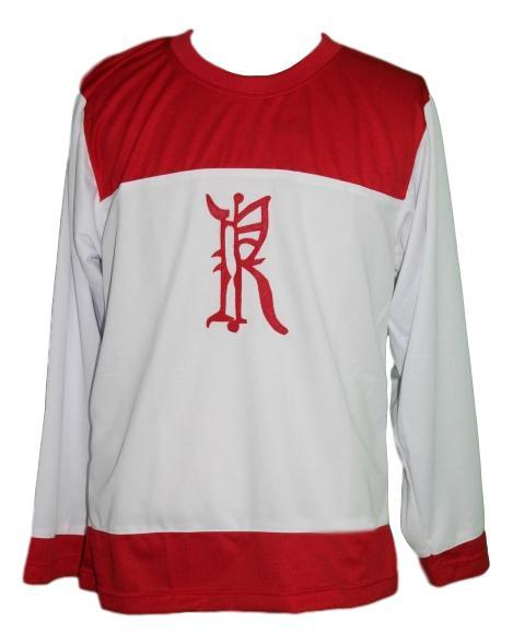 Lalonde  4 custom renfrew creamery kings millionaires retro hockey jersey white   1