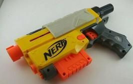 Nerf N-Strike Recon CS-6 Body with Ammo Clip Dart Blaster Gun Hasbro No Ammo - $9.70