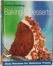 Home Cooking Baking& Desserts [Hardcover] parrragon - $9.90
