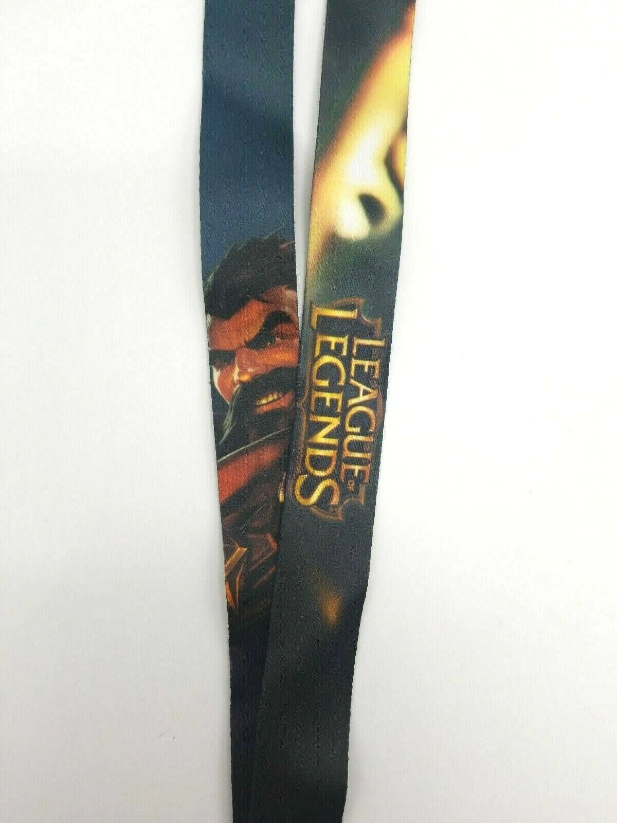 League of Legends Graves & Twisted Fate Lanyard LOL Worlds LA 2016 Exclusive image 2