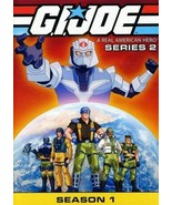 GI Joe Real American Hero: Series 2 Season 1 (DVD, 4-Discs) NEW/UPC Code... - $14.99