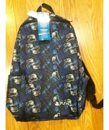 Thinkgeek PlayStation Controller All Over Print Backpack, PS4, Brand New... - $21.28