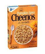 Pumpkin Spice Cheerios Limited Edition Cereal, 12 oz - $12.37