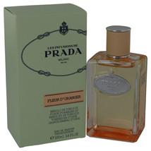 Prada Infusion De Fleur D'oranger 3.4 Oz Eau De Parfum Spray image 5