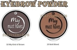 Essence my Must Haves Eyebrow Powder 1.8g #20 Bold Blond or #10 My Kind ... - $7.76
