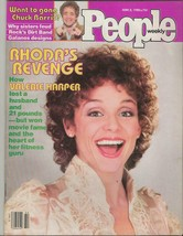 People Weekly Magazine June 2 1980 Valerie Harper Rhoda Chuck Barris - $27.83