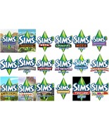 The Sims 3 Expansions and Stuff Packs - Origin Keys Codes  - $4.95 - $9.75